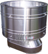 stainless DMov-9x17 chimney cap for oval flue
